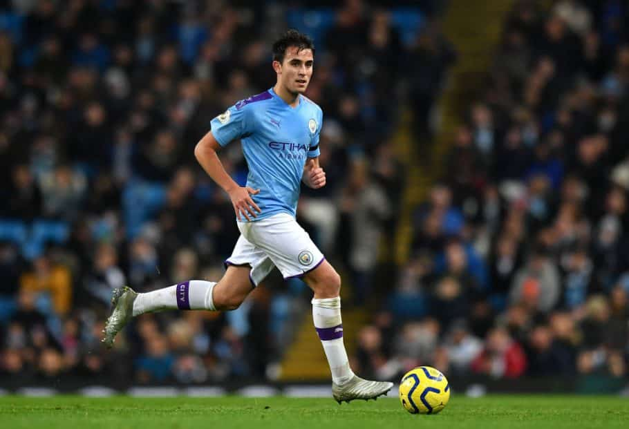 Guardiola hoping to 'seduce' Eric Garcia into signing new Man City contract