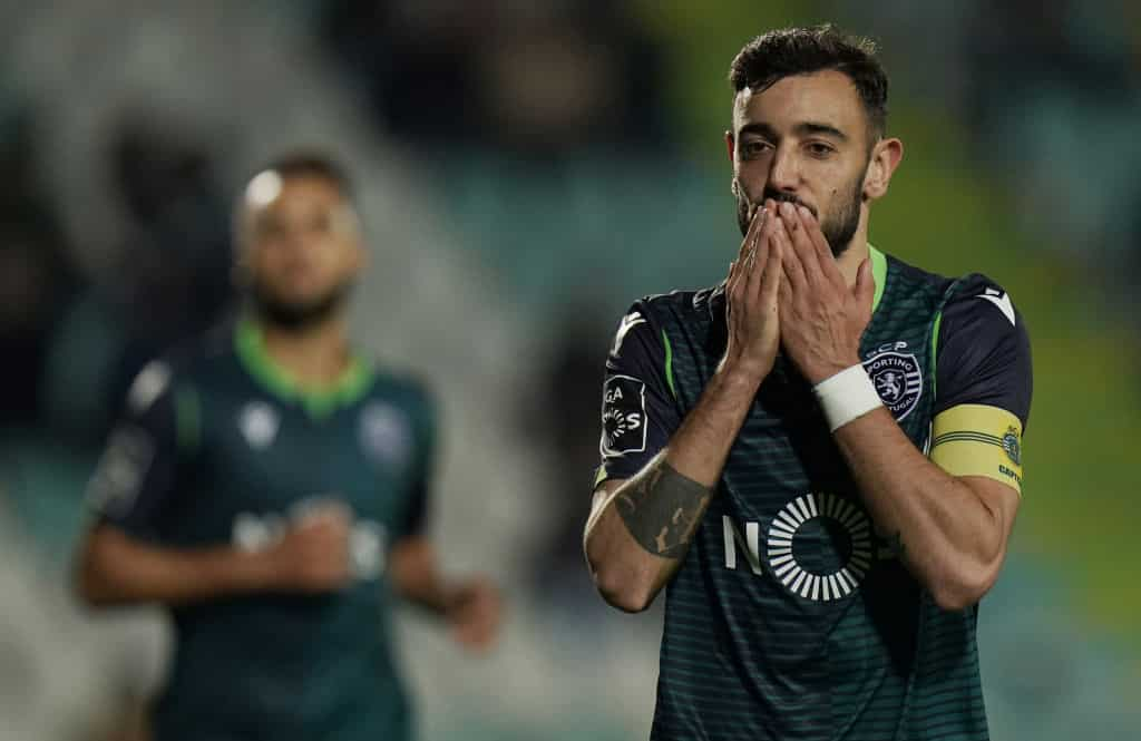 Sporting assistant speaks out over Bruno Fernandes' future amid Man United links - 101 Great Goals