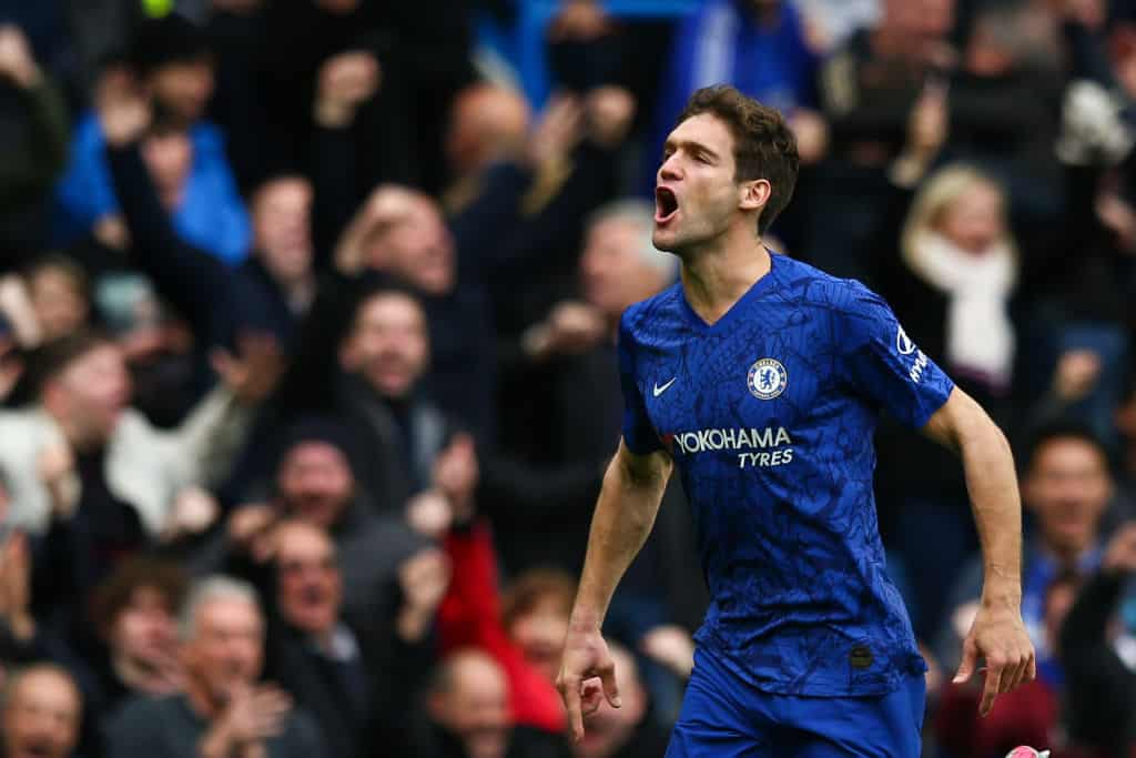 Chelsea's fringe stars step up as Blues regain ground in top-four race - 101 great goals