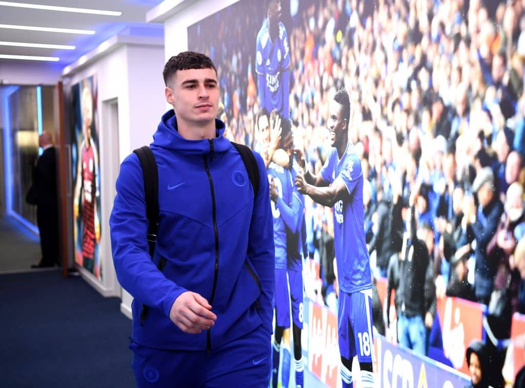 'Nobody is giving up on Kepa': Petr Cech hints Spaniard still has future at Chelsea