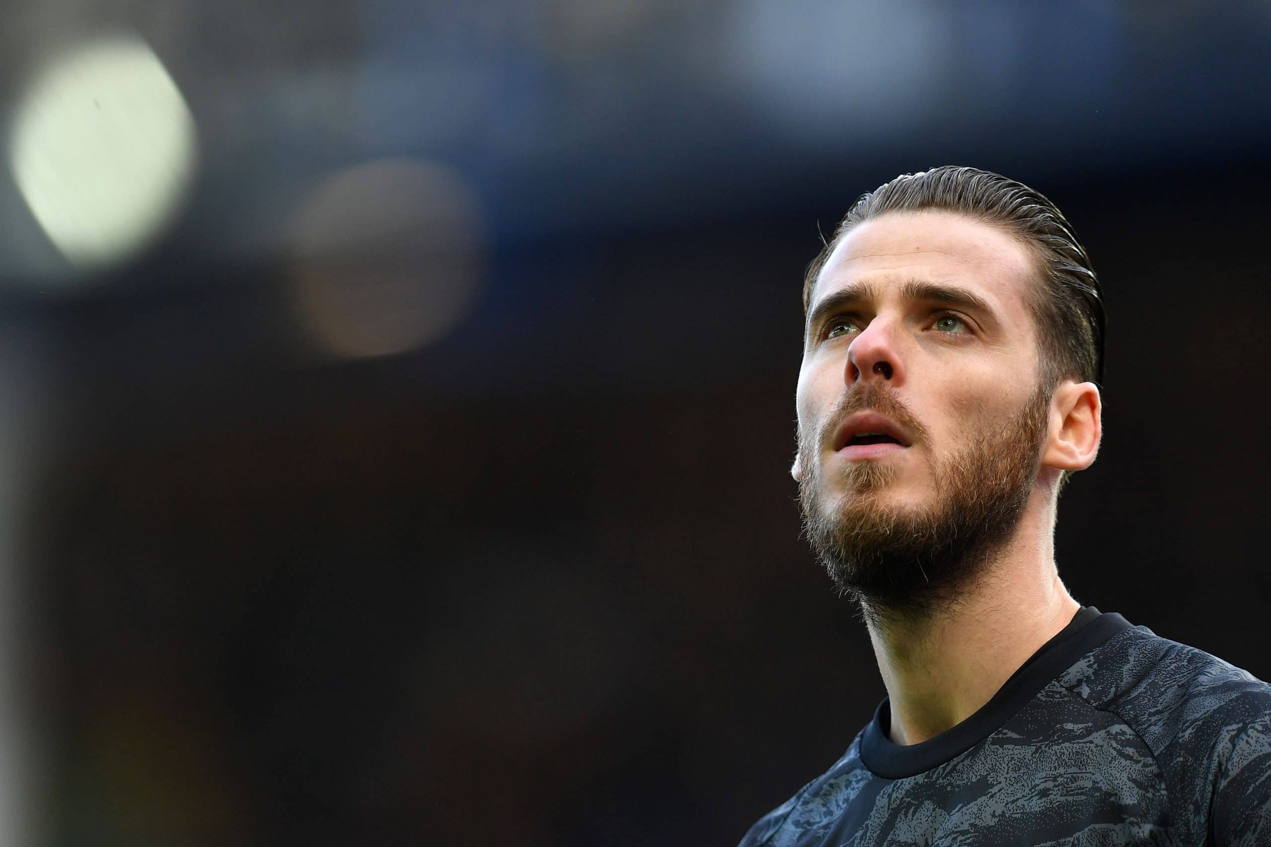 David de Gea opens up on trying to be a leader at Man United - 101 great goals