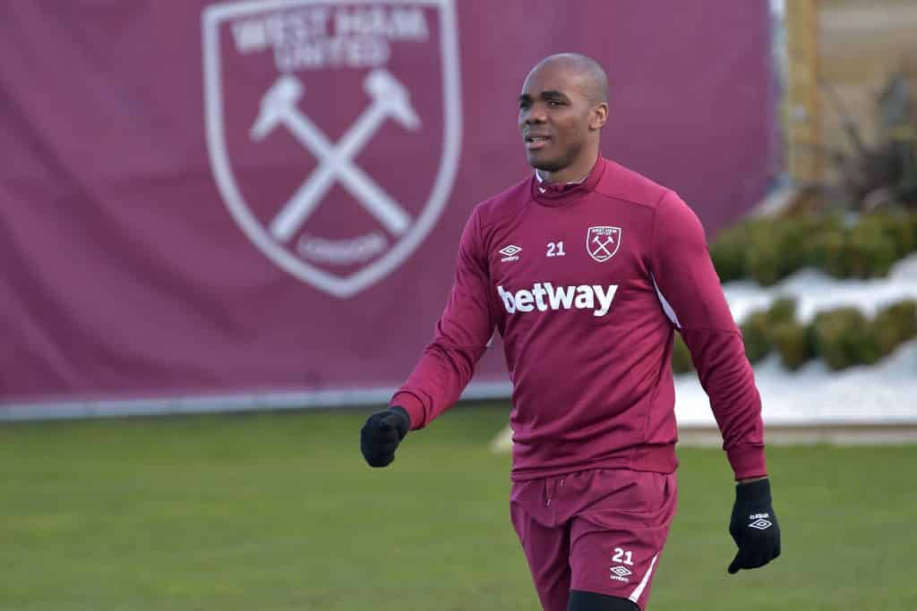 Issa Diop injury set back for West Ham as Hammers' search for a striker is no clearer