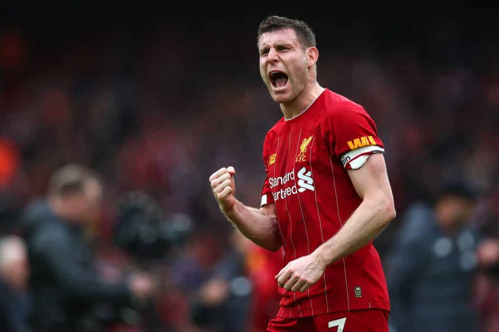 Jürgen Klopp and James Milner almost hit the blows according to the former defender