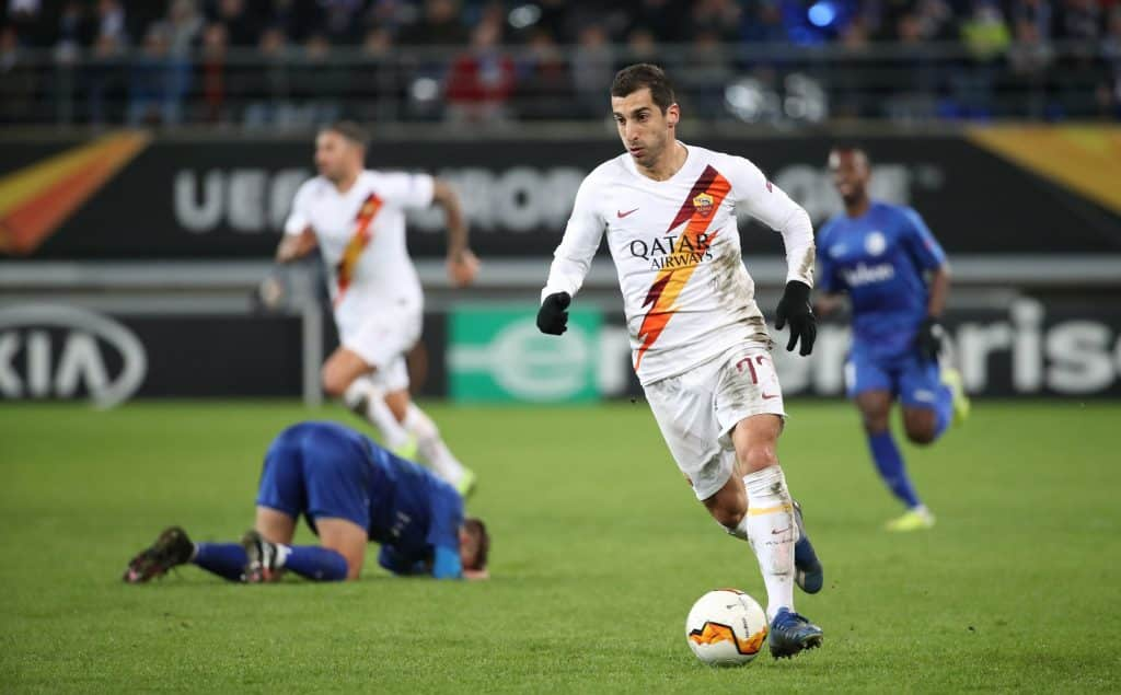Roma vs Braga live streaming: Watch Europa League online