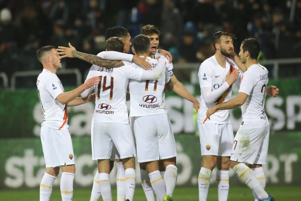 Roma vs Lazio betting tips: Serie A preview, predictions and odds
