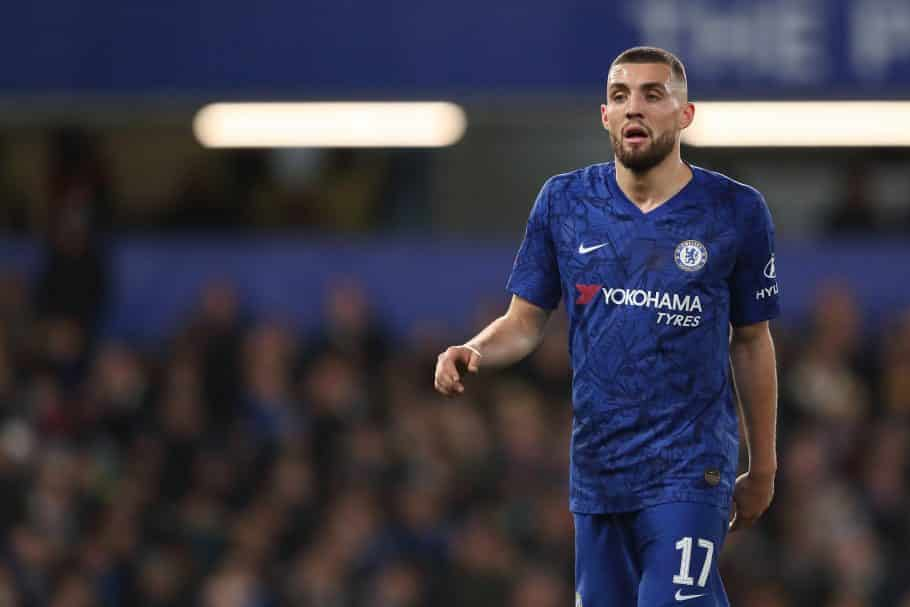 Mateo Kovacic assumes the iconic new number of the Chelsea squad