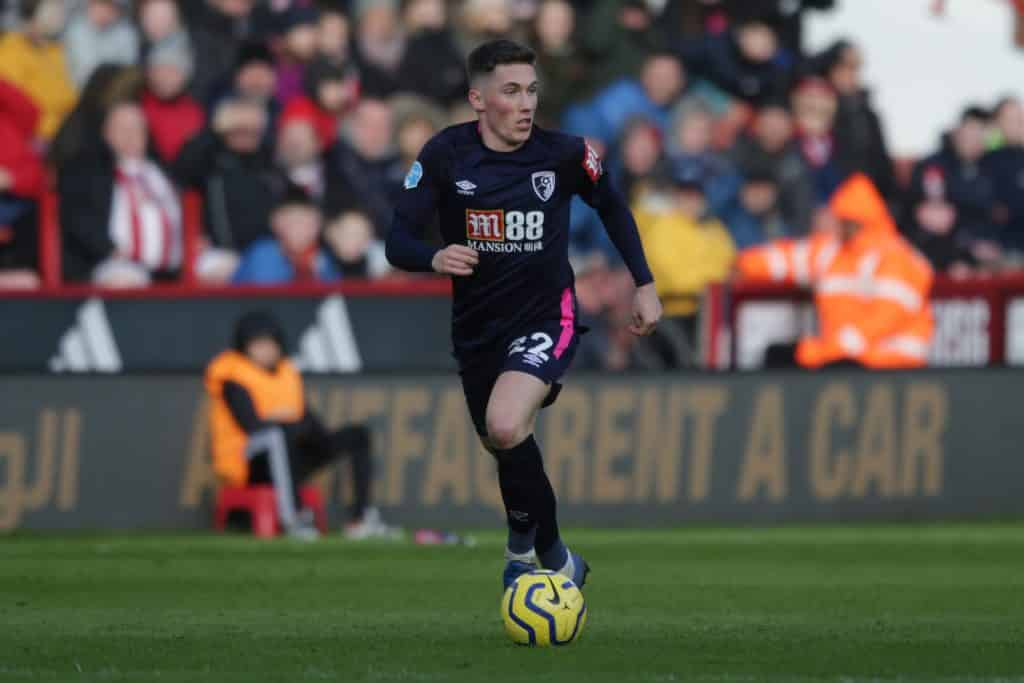 Bournemouth boost: Liverpool agree to extend Harry Wilson loan – Times - 101 great goals