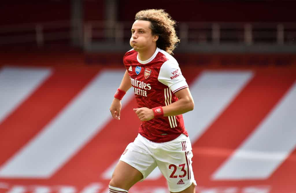 David Luiz's absence from Arsenal squad to face Leeds explained