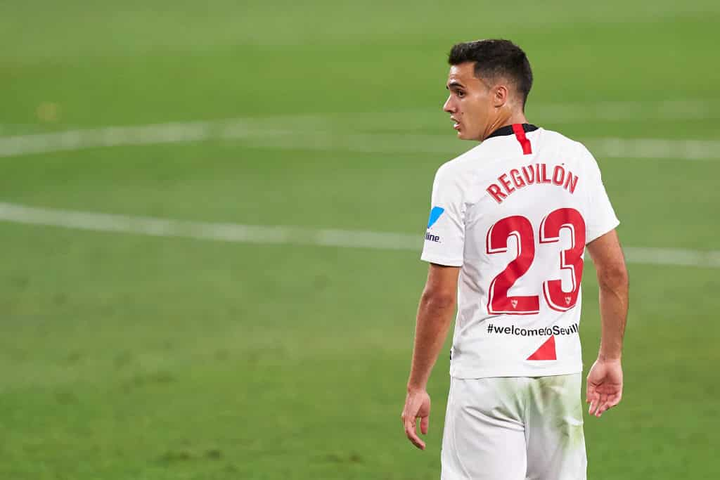 Chelsea-linked Sergio Reguilon responds to transfer speculation - 101 great goals