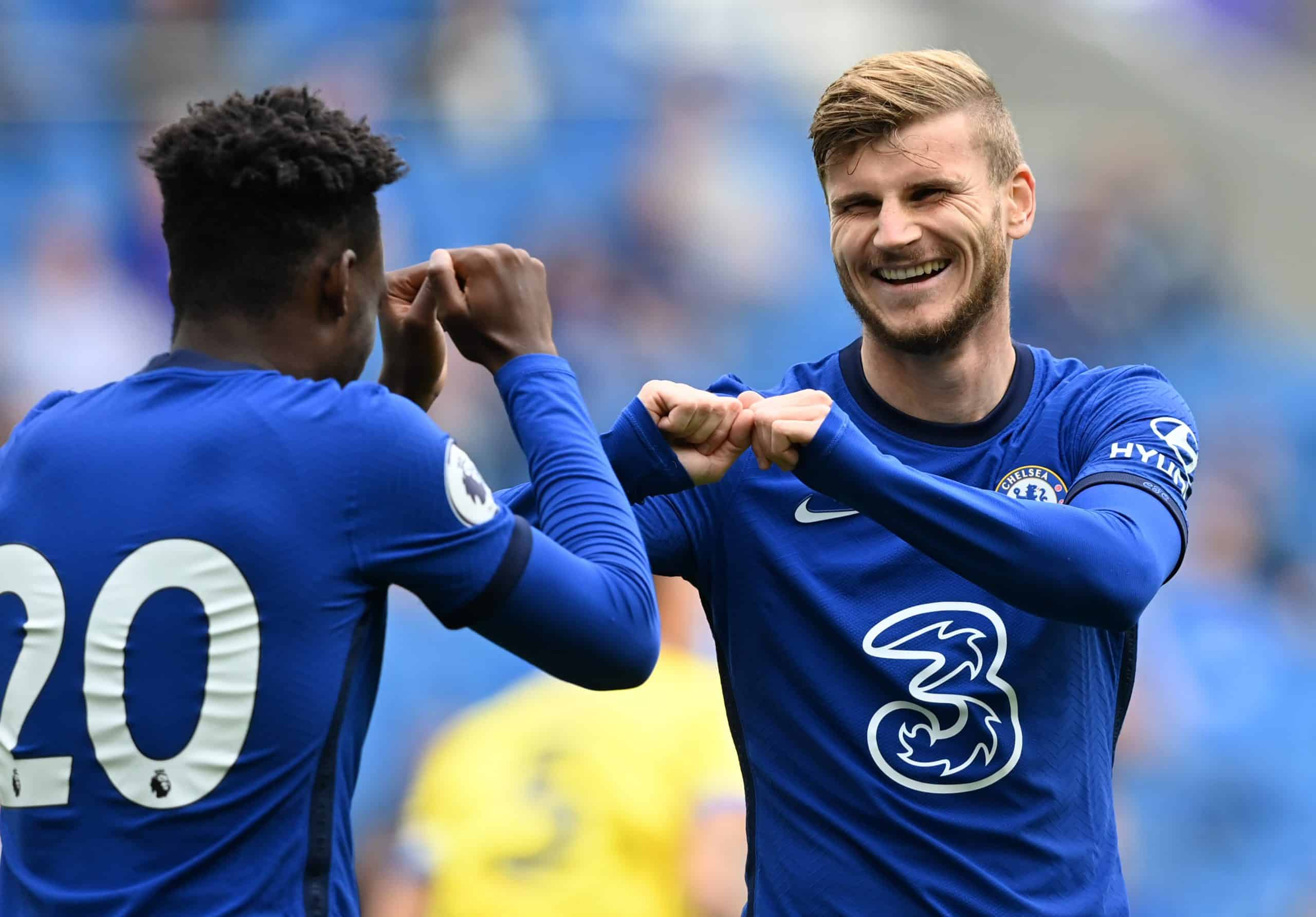 Timo Werner admits to doubts over Chelsea transfer after Blues were hammered by Bayern Munich - 101 great goals