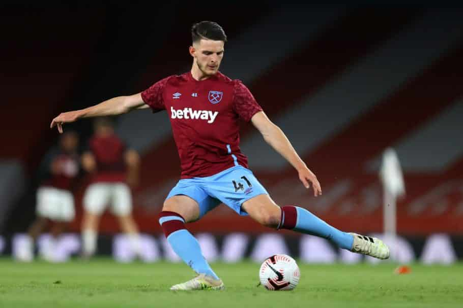 Declan Rice remains Chelsea's 'main target'/Lampard provides Kepa & Rudiger future updates