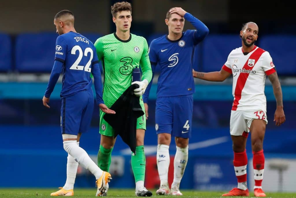 Remarkable Mendy > Kepa stat emerges following Chelsea's win over Burnley/Lampard provides Pulisic update