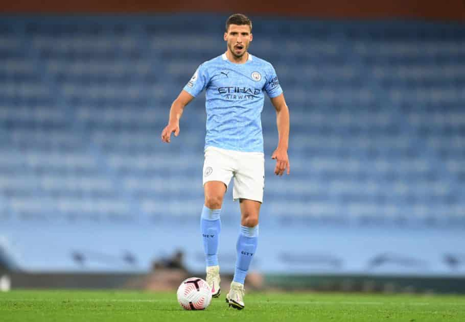 Guardiola explains why Ruben Dias could not play for Man City in the 3-1 win over Swansea