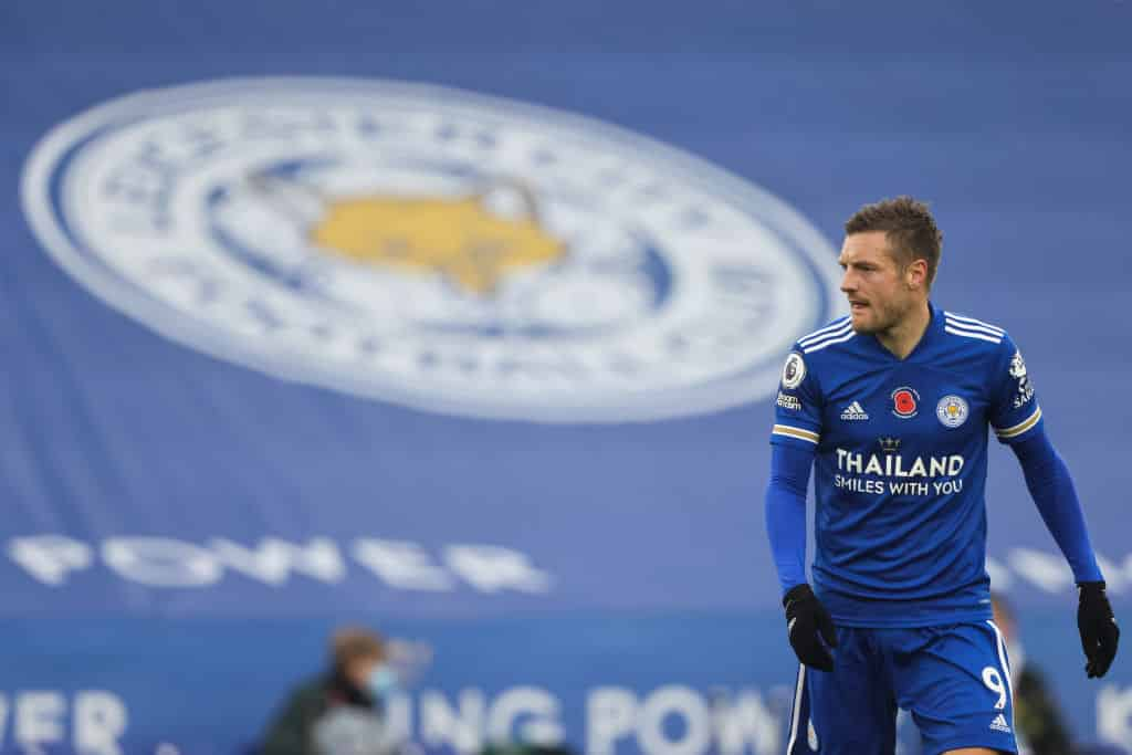 Brendan Rodgers provides Jamie Vardy update ahead of Leicester's meeting with Chelsea - 101 great goals