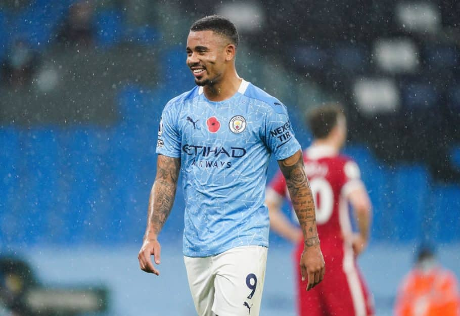 Man City's Gabriel Jesus opens up on injury struggles/Mahrez disappointed at being dropped vs Liverpool