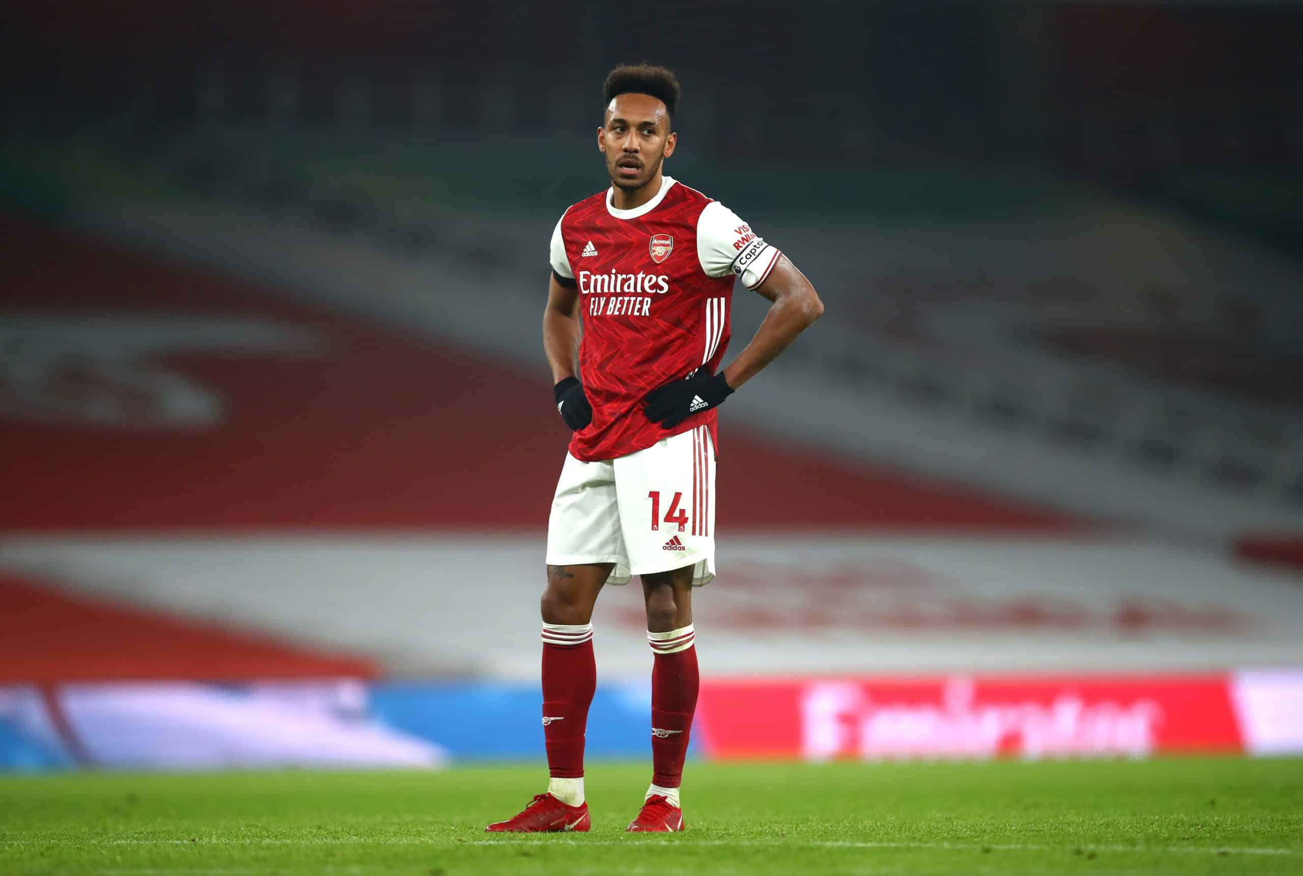 Mikel Arteta on chances of Aubameyang featuring for Arsenal on Tuesday following absence vs Southampton - 101 great goals