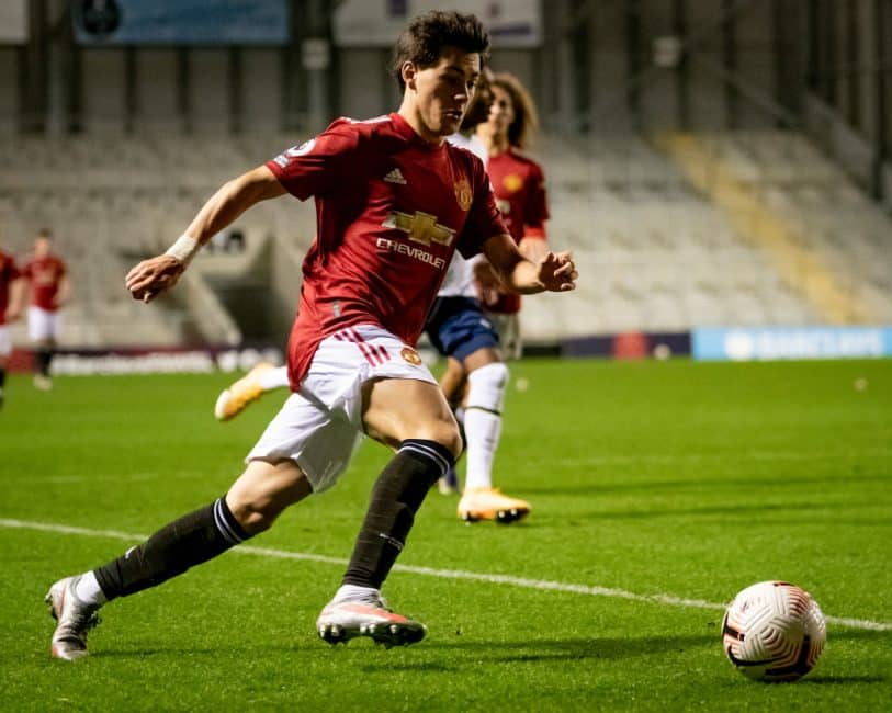 Manchester United open to loaning out Facundo Pellistri this month