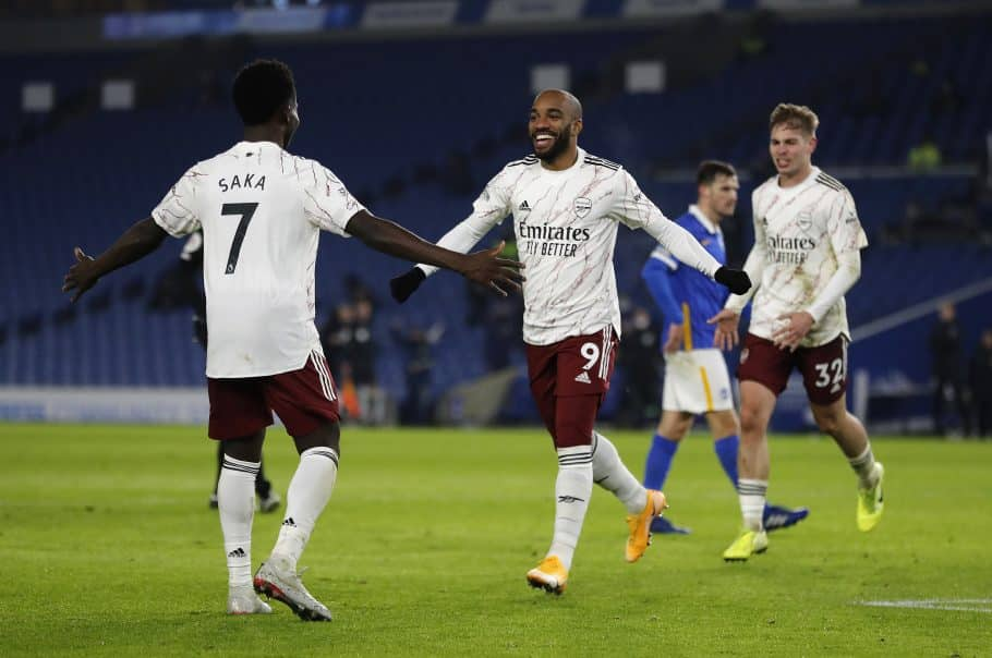 Arsenal eyeing Premier League duo as Gunners prepare for Lacazette exit