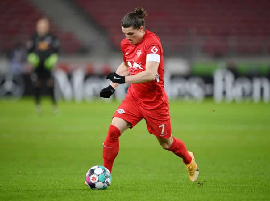 Liverpool & Tottenham on alert as Marcel Sabitzer signals intent to leave Germany