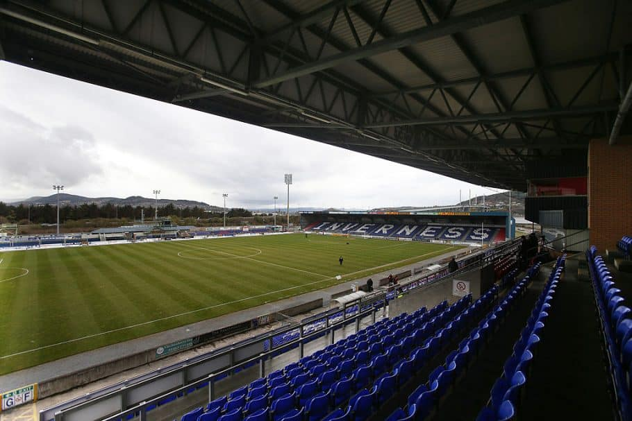 Inverness Caledonian Thistle vs Alloa Athletic live streaming: Watch Scottish Championship online