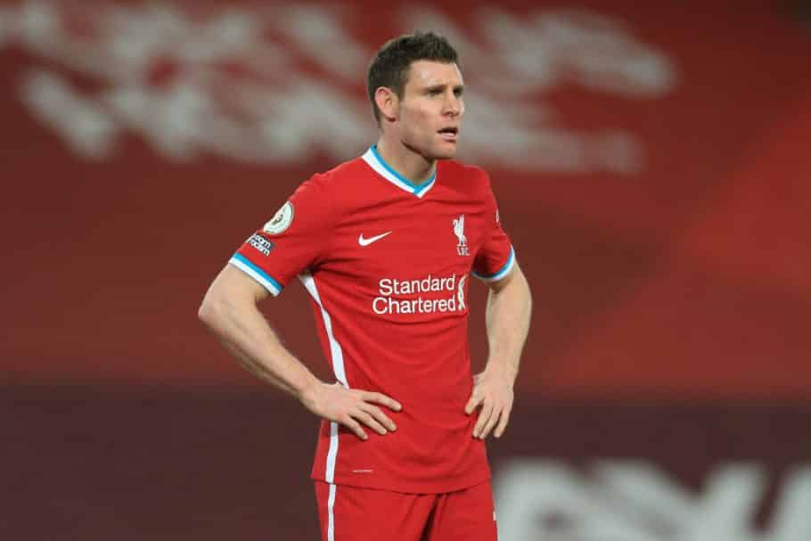 Liverpool's injury woes mount as James Milner forced off vs Leicester