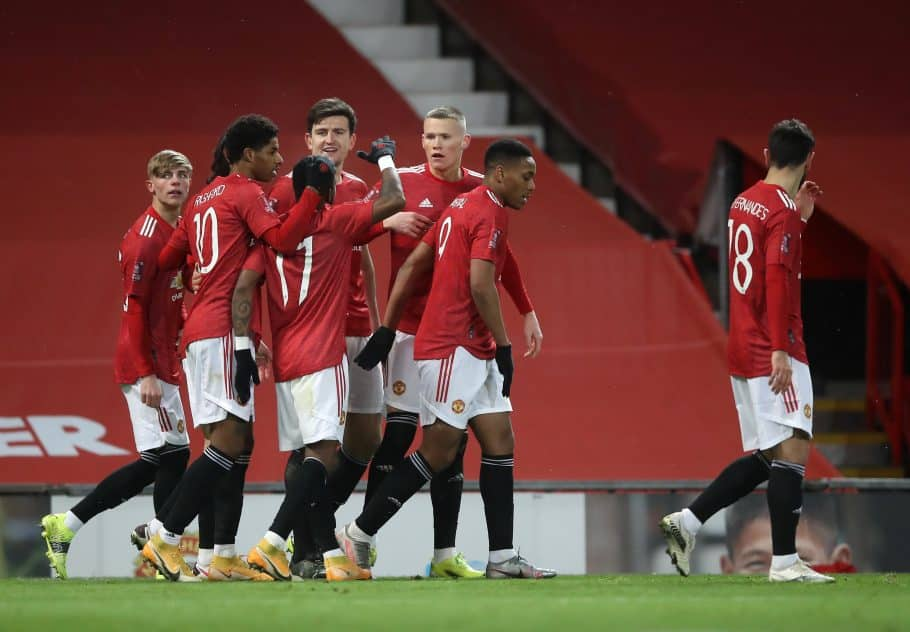 Scott McTominay & Fred potential doubts for Man United's Europa League final meeting with Villareal