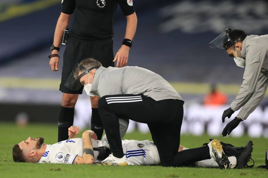 Leeds and Southampton dealt respective injury blows during Elland Road clash