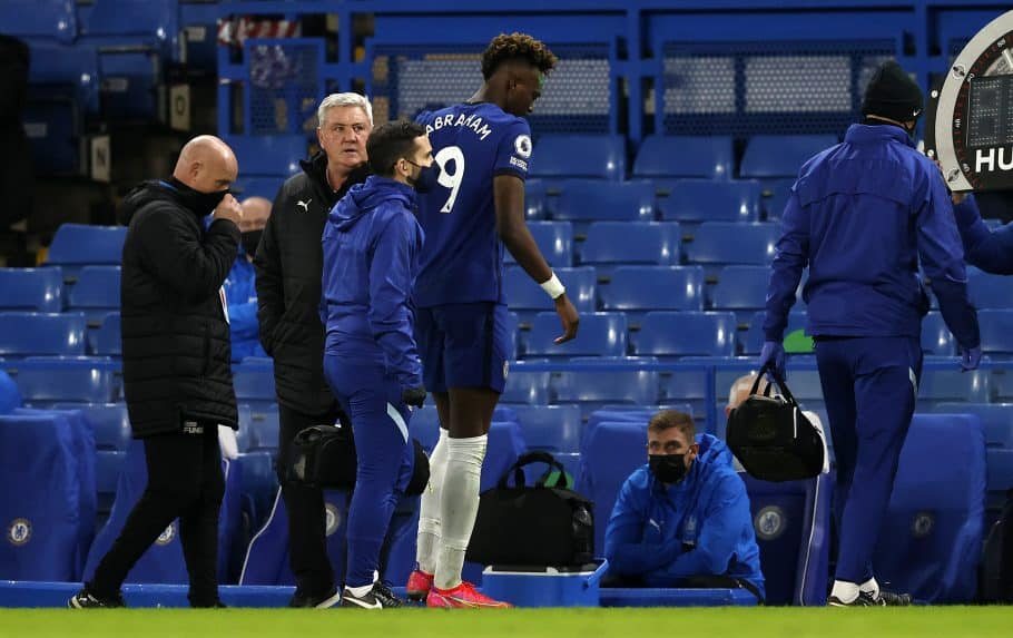 Chelsea boss Thomas Tuchel confirms Tammy Abraham back in training but Pulisic likely out of Southampton trip