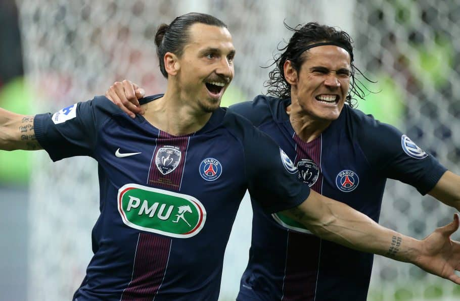 A reminder of Zlatan Ibrahimovic's 'hatred' for Edinson Cavani, following AC Milan vs Man United draw