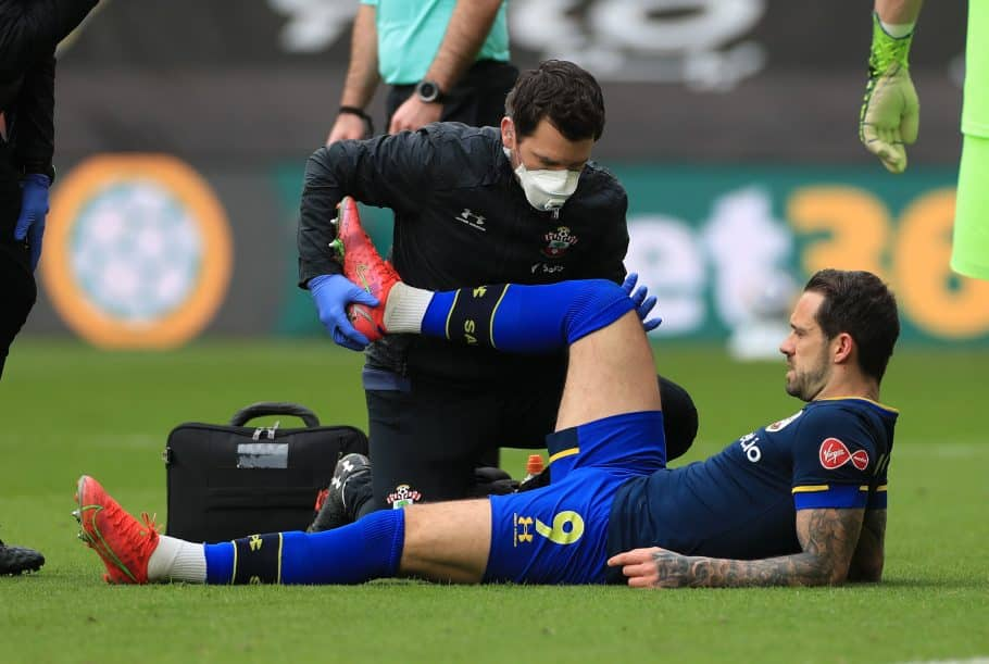 Why Danny Ings is set to miss the next 3 weeks of action