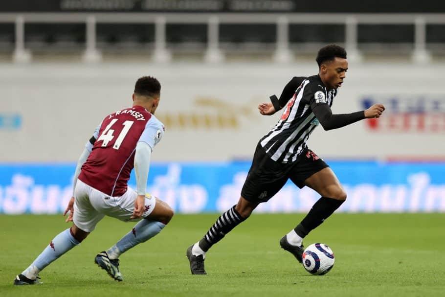 Arsenal's Joe Willock tipped to make Newcastle stay permanent