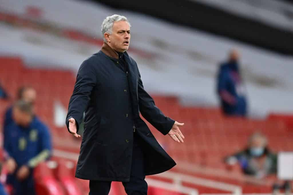 Tottenham Jose Mourinho claims Ferguson wouldn't agree with Solskjaer's trophy comments