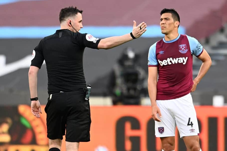 West Ham boost as outcome of Fabian Balbuena appeal revealed