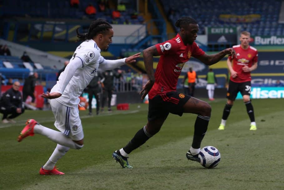 Man United exploring possibility of using Aaron Wan-Bissaka at centre-back