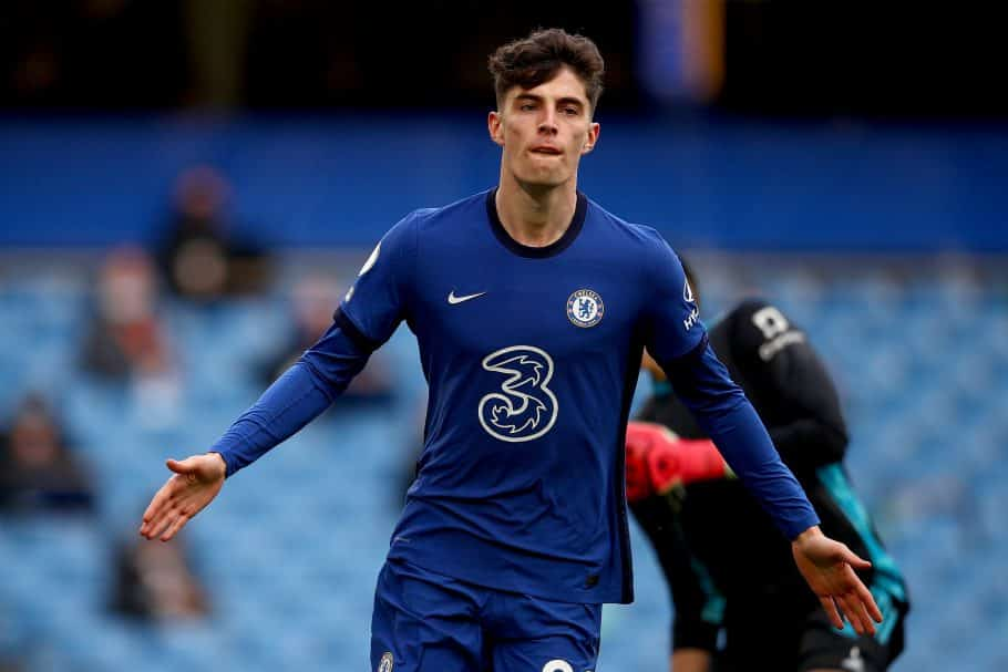 Brilliant Havertz states case for false 9 role once again as Chelsea solidify top-4 berth vs Fulham