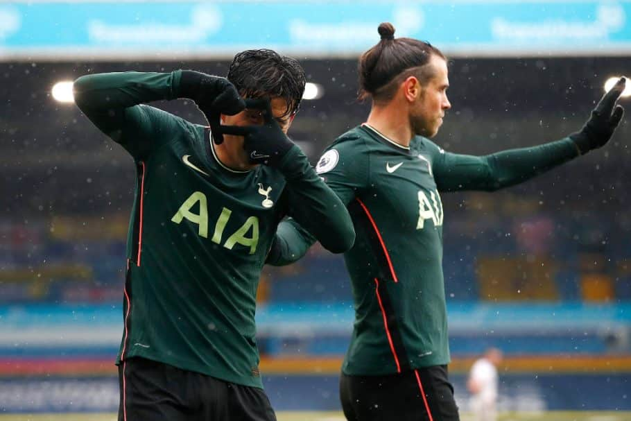 Heung-min Son joined exclusive Tottenham club following goal vs Leeds