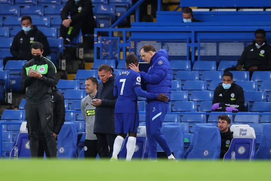 Thomas Tuchel offers new updates on Kante and Pulisic's injuries ahead of Chelsea vs Zenit