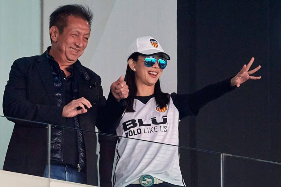 'Where do you fit in?' Former Valencia President blasts Peter Lim over 'networking' comments