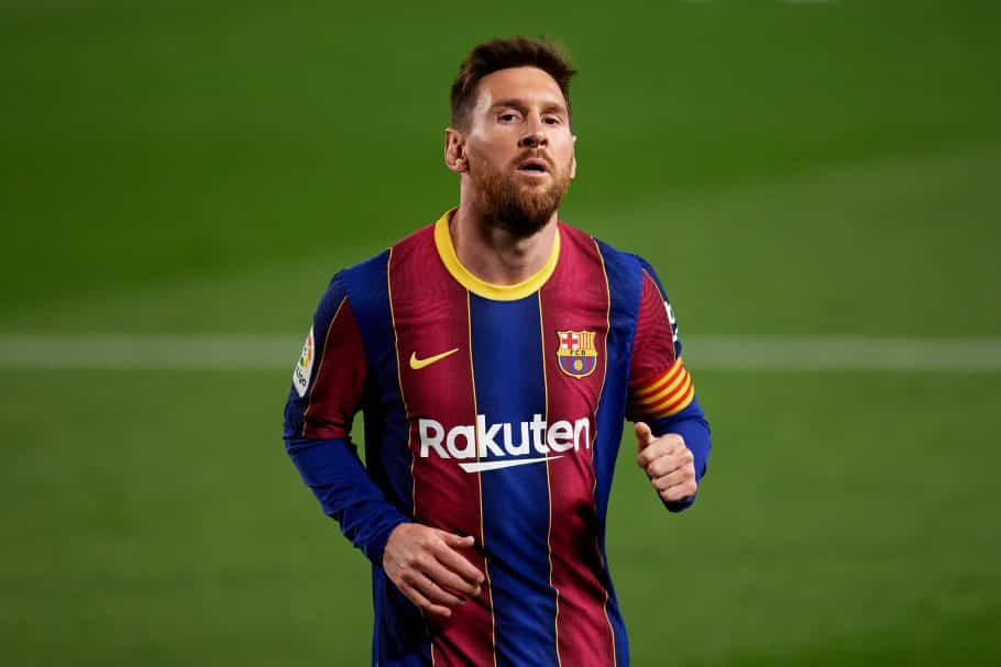 Barcelona transfer news: Messi not returning to training yet and youngster takes time off to sort future