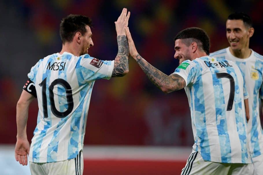 Argentina vs Paraguay live streaming: Watch Copa America 2021 online