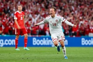 Denmark star arouses interest from Liverpool and Aston Villa