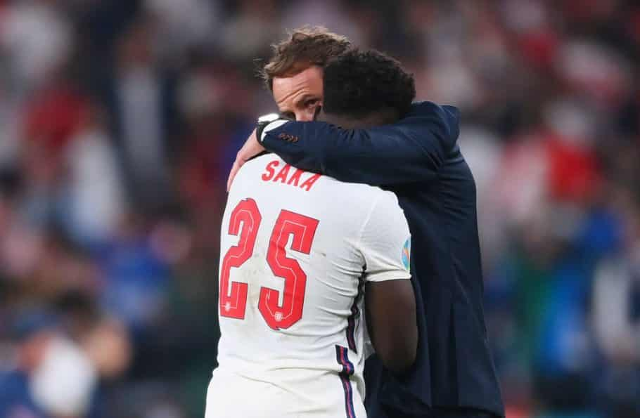 Gareth Southgate takes responsibility for penalty takers