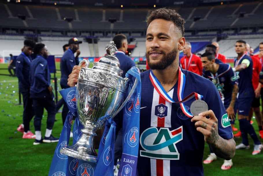 The odd clause in Neymar's PSG contract that earns him 6 million euros a year