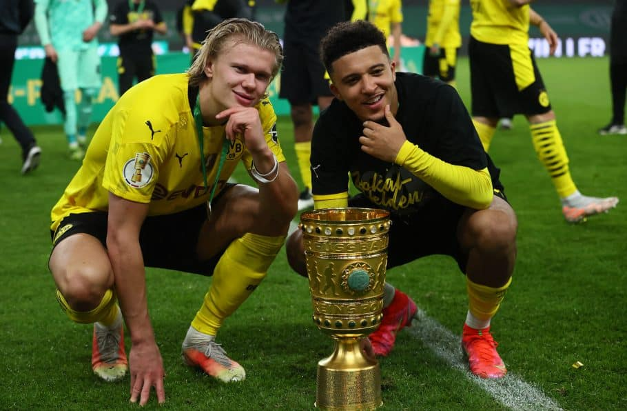 Man United or Man City?  Erling Haaland continues to 'dream' of the Premier League movement
