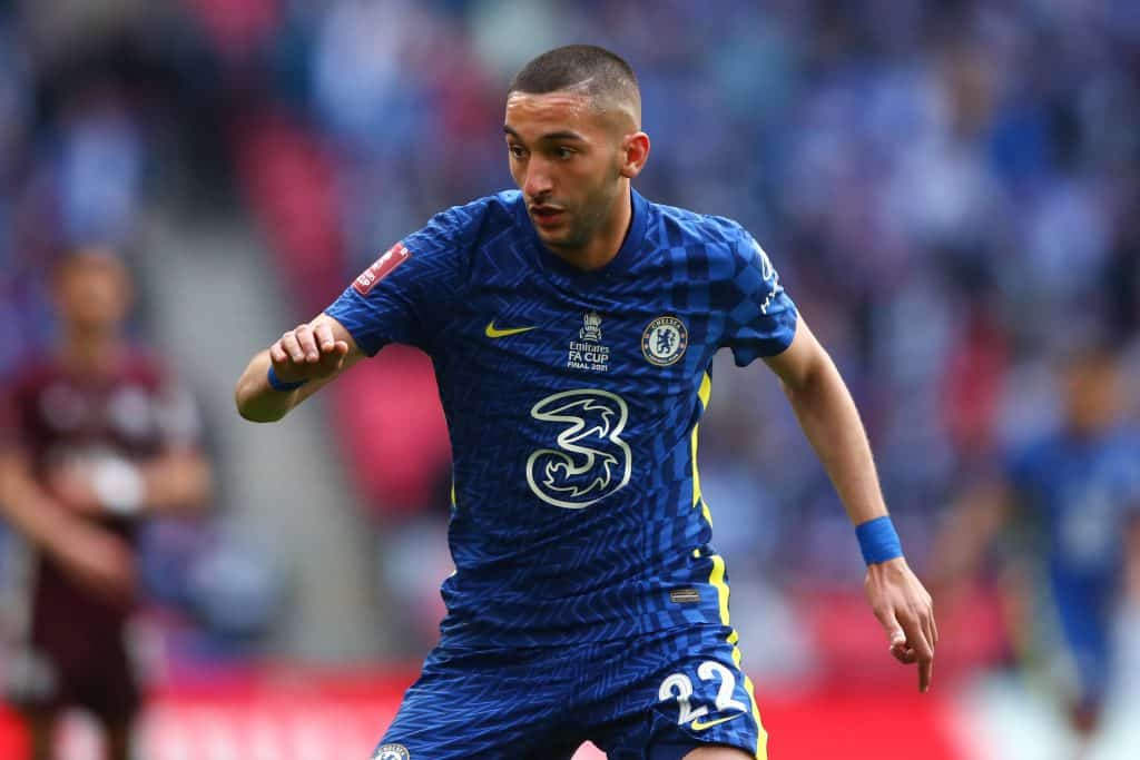 Chelsea's Hakim Ziyech responds to Morocco boss: 'Tell the truth'