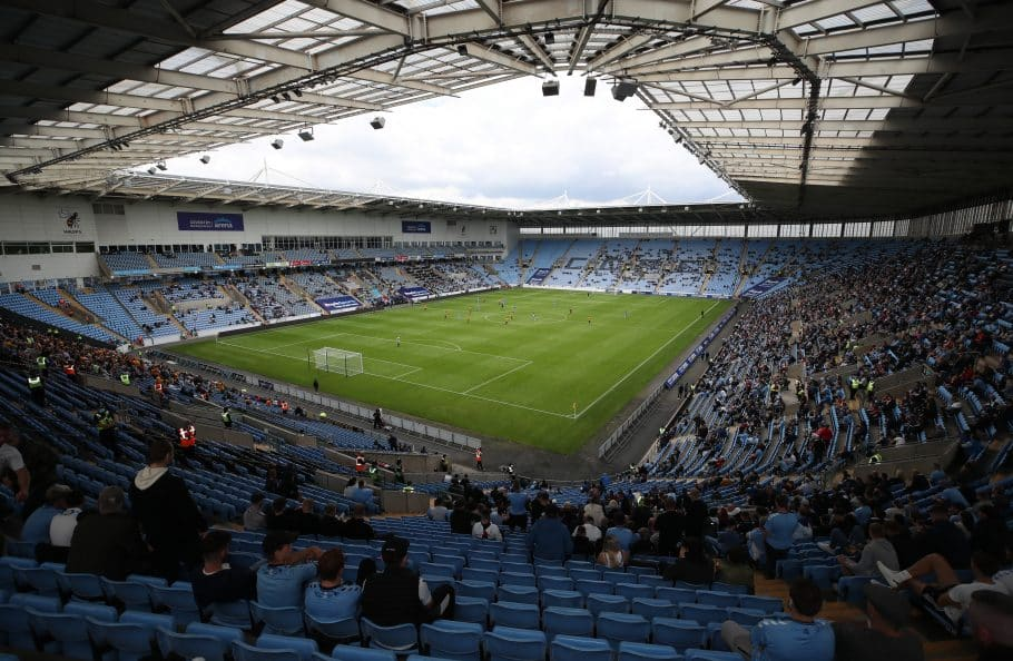 Coventry City vs Peterborough United live streaming: Watch Championship online
