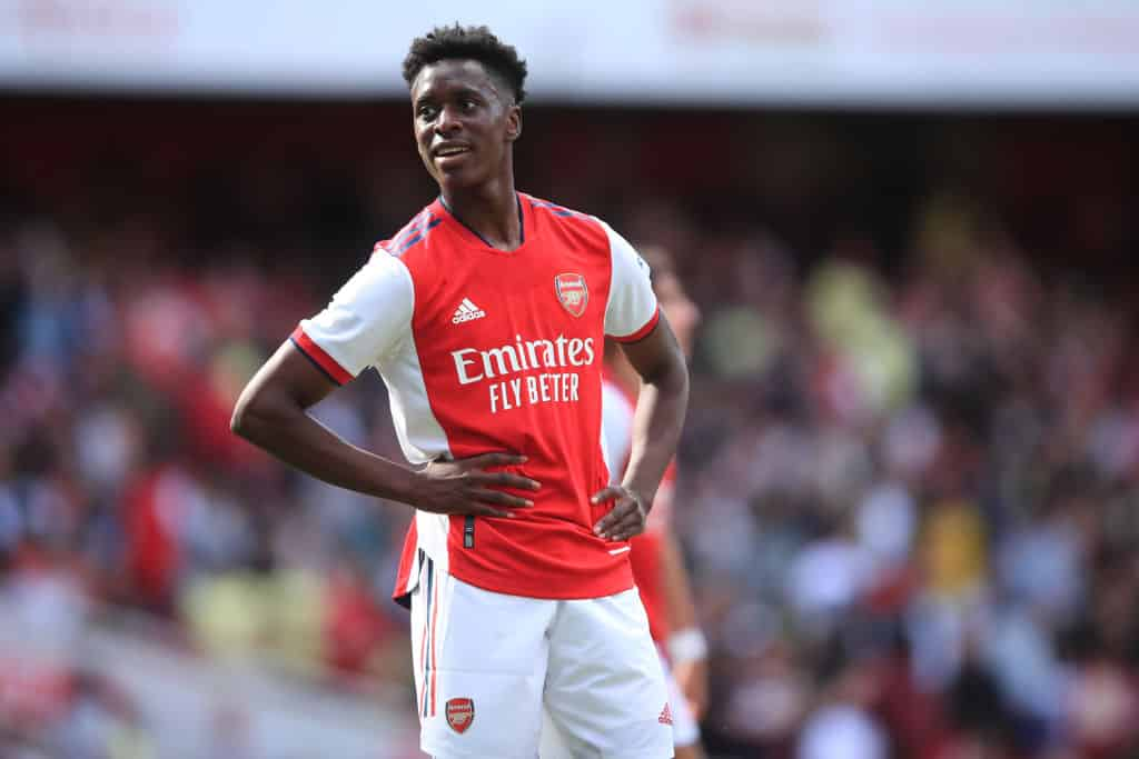 Arsenal youngster called-up to 31-man Belgium squad for World Cup qualifiers