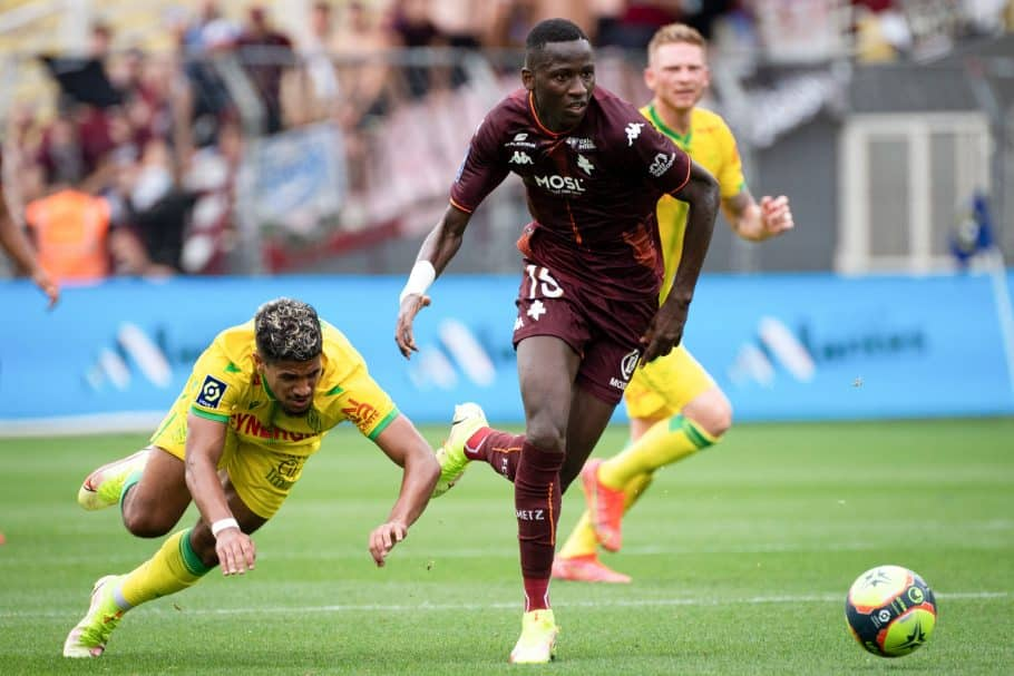 Tottenham announce the signing of Pape Matar Sarr, but Spurs fans will have to wait to see the midfielder in action