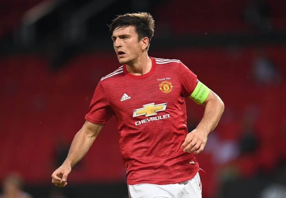 Manchester United's woes mount as Harry Maguire second defender to limp off vs Aston Villa