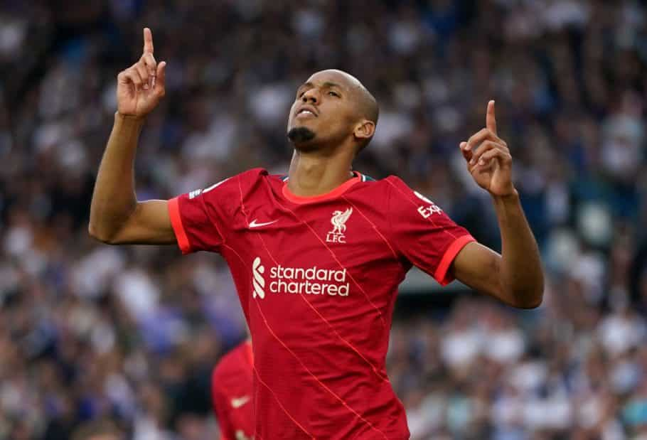 Liverpool's Fabinho issues update on his and Alisson's selection status for Watford tie